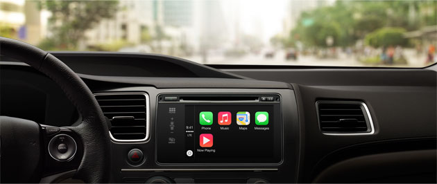 Apple oficiálně oznámil CarPlay