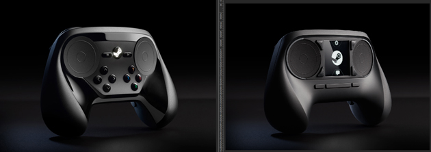 Here's a much clearer look at Valve's new Steam Controller