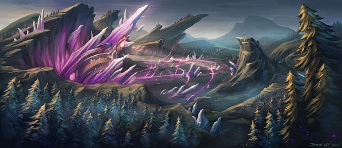 WoW artwork