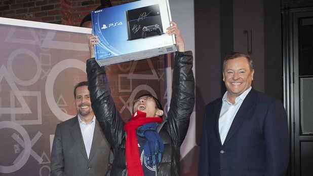 Sony Tells Customers to 'Be Patient' with PS4 Shortage
