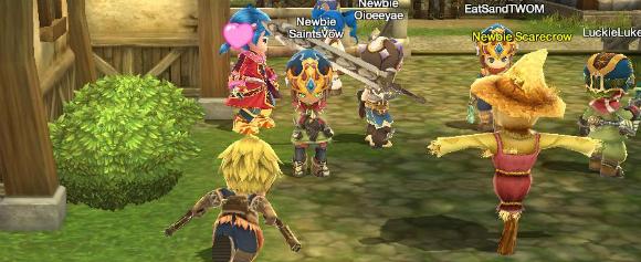 Heroes of the Obelisk screenshot