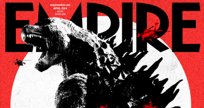 empire godzilla cover