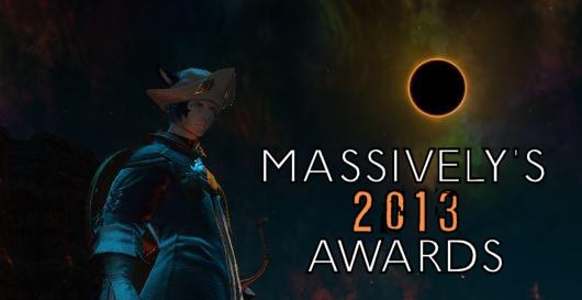 Massively's 2013 Awards