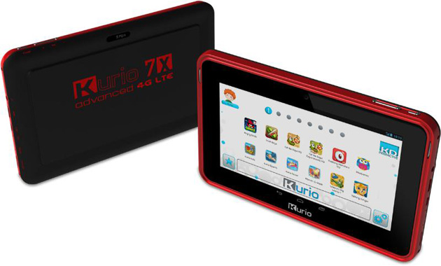 Techno Source's Kurio 7x 4G LTE tablet