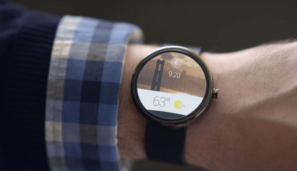 Smartwatch ick hör dir trapsen: Google lanciert Wearables-Plattform Android Wear