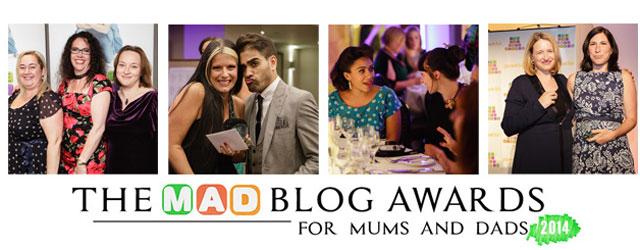 Mum and Dad blog awards