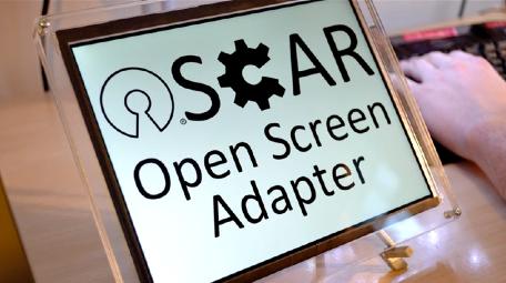OSCAR Open Screen Adapter