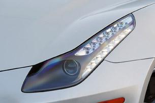 2013 Ferrari FF headlight