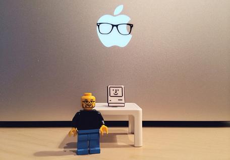 Flickr Find Steve Jobs Lego