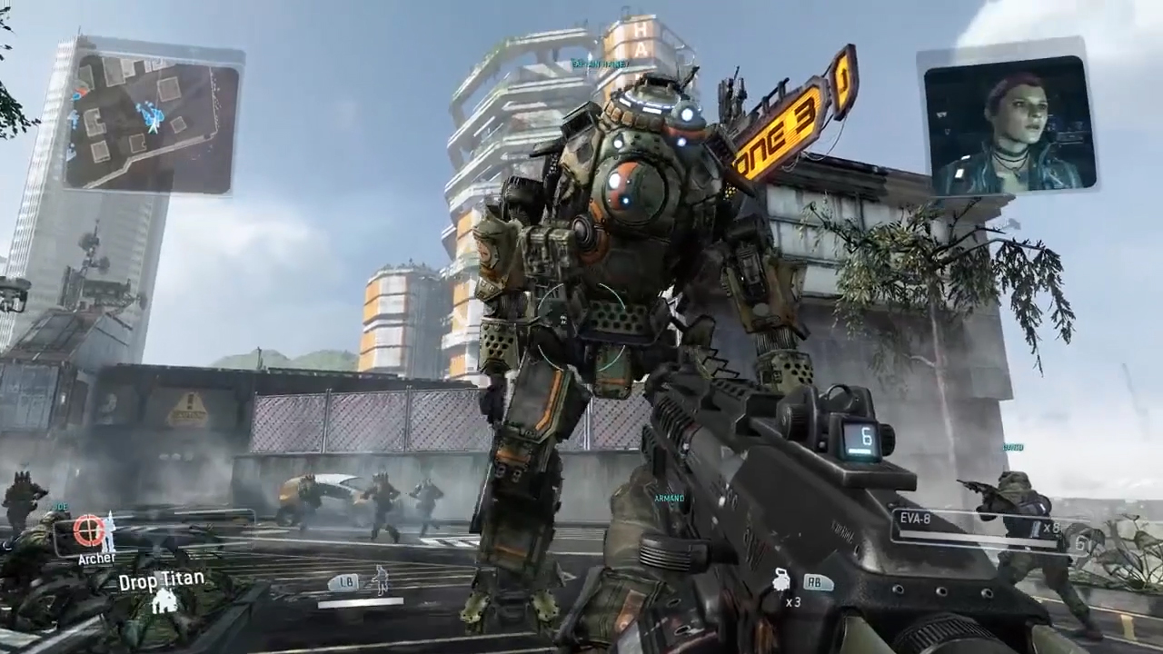 How to Rank Up Fast in Titanfall