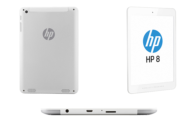 HP launches an 8 inch Android tablet for 170