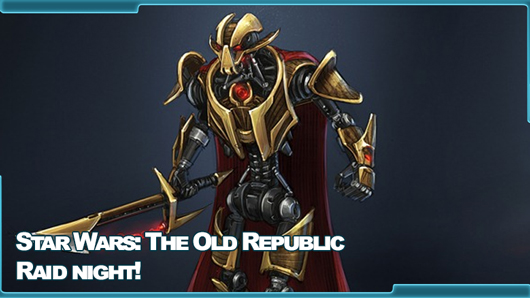 The Stream Team: Invading SWTOR's Dread Fortress