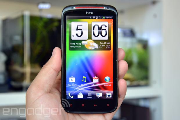 倒帶人生:HTC Sense