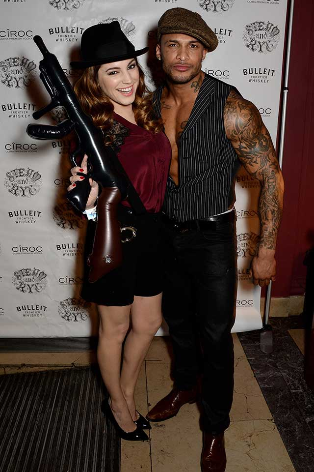 Kelly-Brook-David-McIntosh-fancy-dress