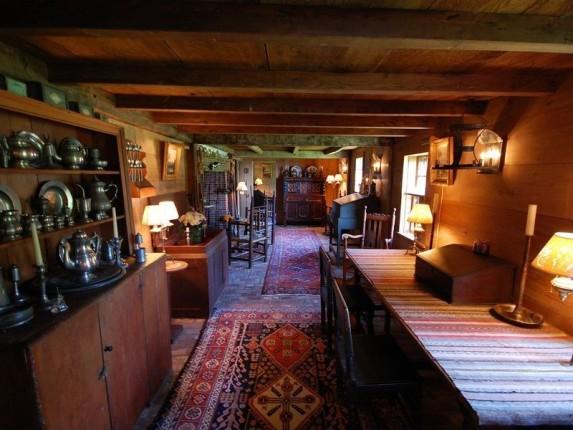 interior of 1246 Province Rd, Gilmanton, NH