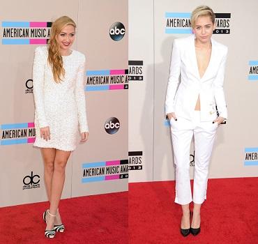 Brandi Cyrus and Miley Cyrus