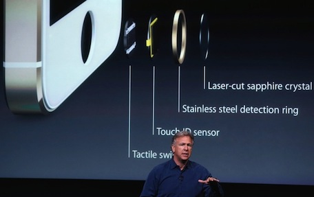 phil schiller touch id intro