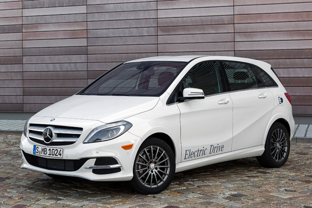 2014 mercedes benz b class electric drive for 2014 mercedes benz b class electric drive