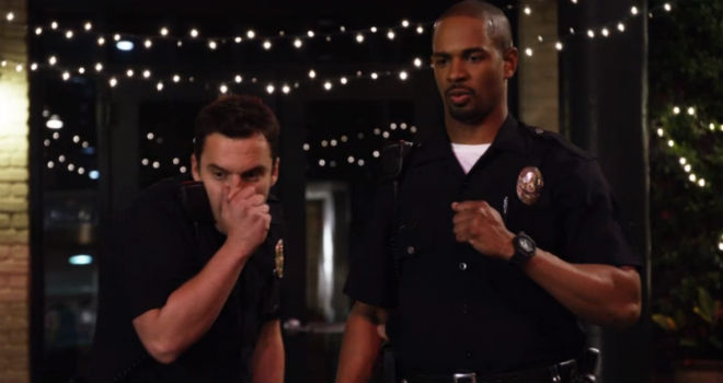 Let's Be Cops red band trailer