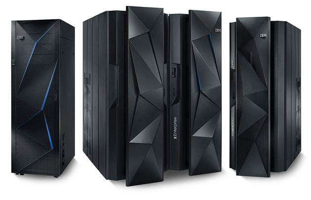 IBM enterprise servers