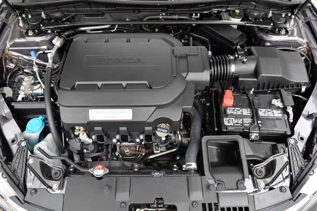 2014 Honda Accord V6 Touring Autoblog