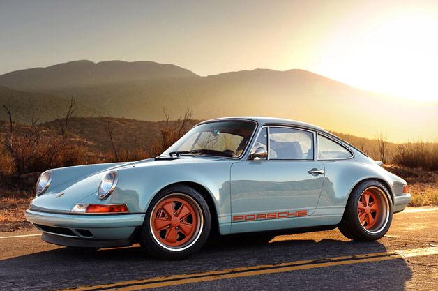 1991 Porsche 911 Reimagined By Singer The Big Picture