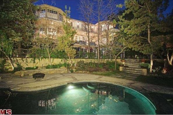 Sarah Michelle Geller Freddie Prinze house