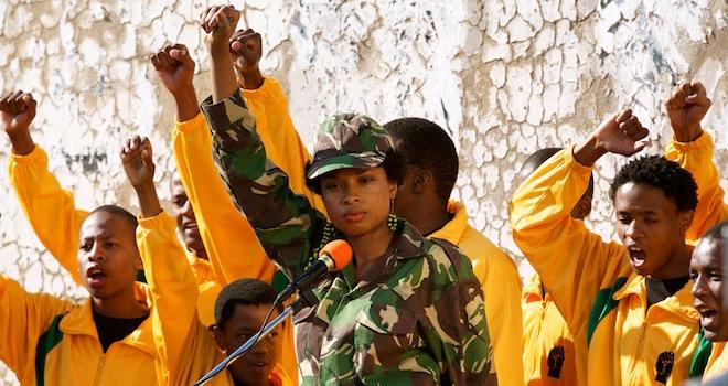 Jennifer Hudson, Winnie Mandela