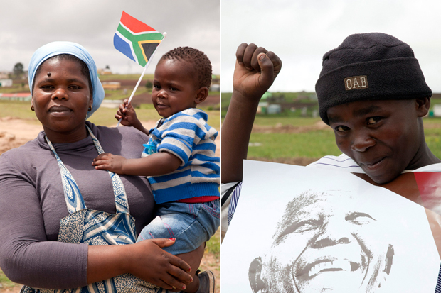 South Africans share Mandela's lessons