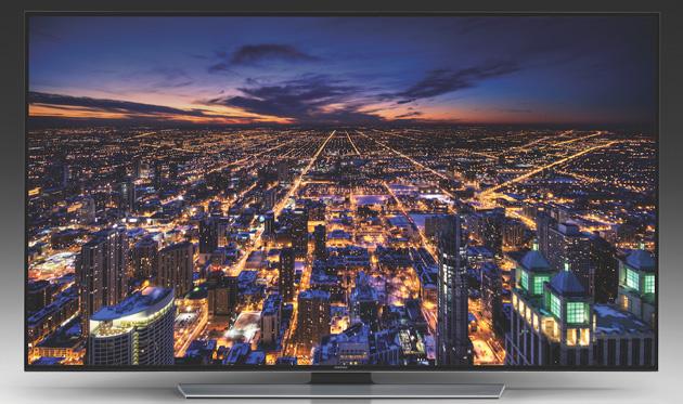 Samsung U8550 TV