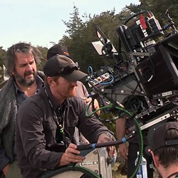 Peter Jackson shoots The Hobbit: The Desolation of Smaug
