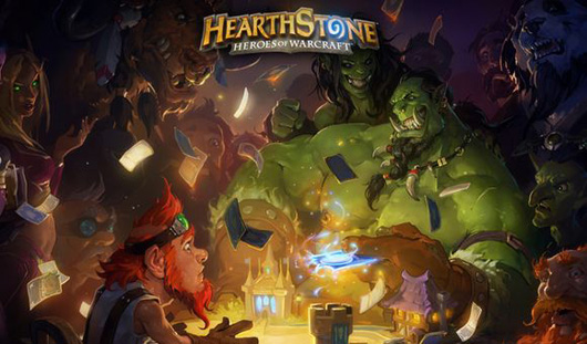 Hearthstone art