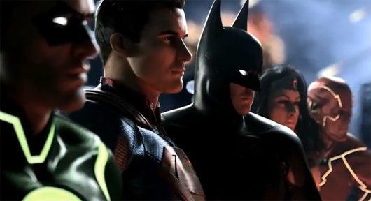 Infinite Crisis launches open beta, new trailer