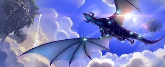 RuneScape dragon rider