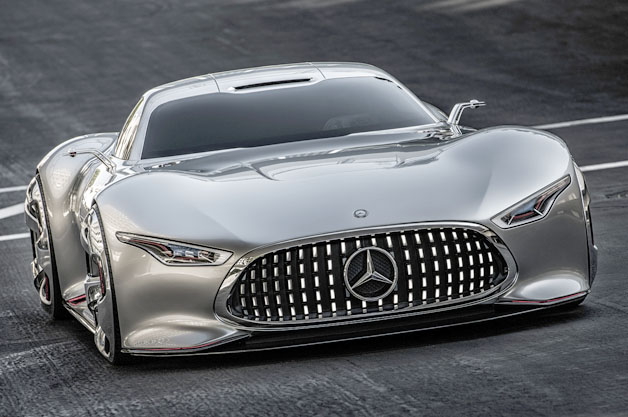 mercedes amg vision gran turismo to see life as rebodied sls. Black Bedroom Furniture Sets. Home Design Ideas