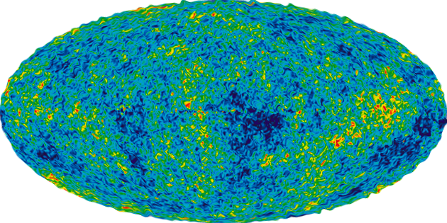 View of the known universe