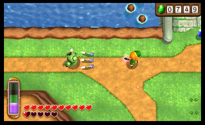 Top 10 Tips for The Legend of Zelda: A Link Between Worlds