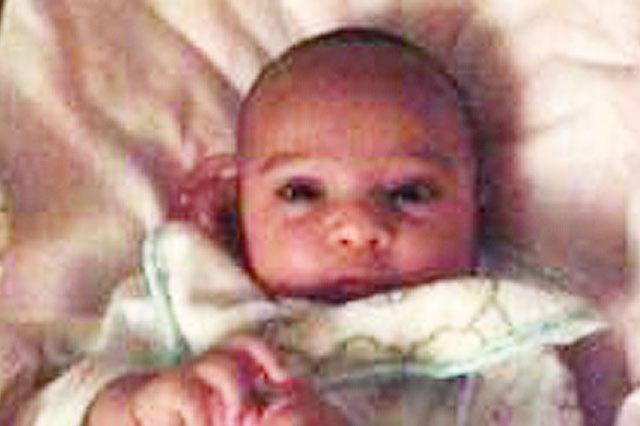 Missing baby found in Spain