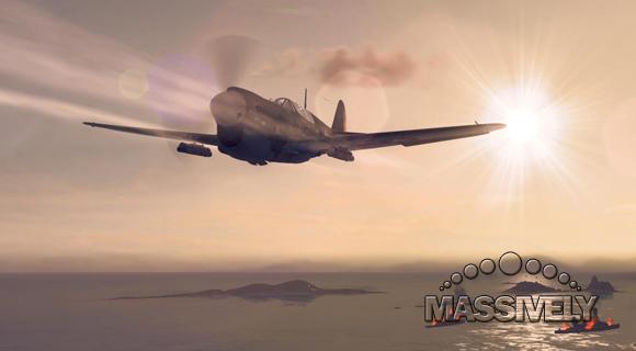 World of Warplanes P40
