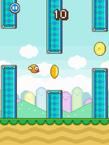 Flappy Wings Tips And Tricks - How To Improve Your Score