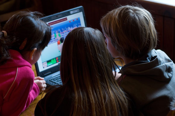 Children online: Safer internet day