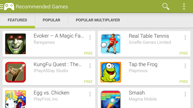 google games to play now