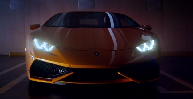 【ビデオ】ランボルギーニ「ウラカンLP610-4」の公式トレーラーが公開