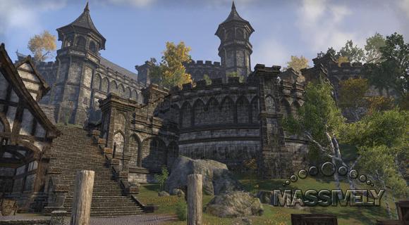Elder Scrolls Online Daggerfall