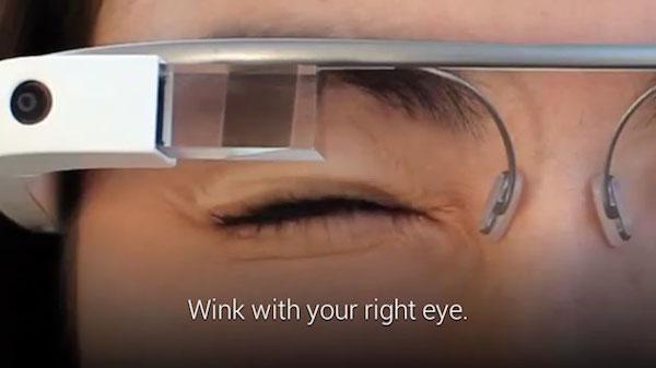 Actualización XE 12 para Google Glass permite tomar fotos con un guiño y añade otras novedades
