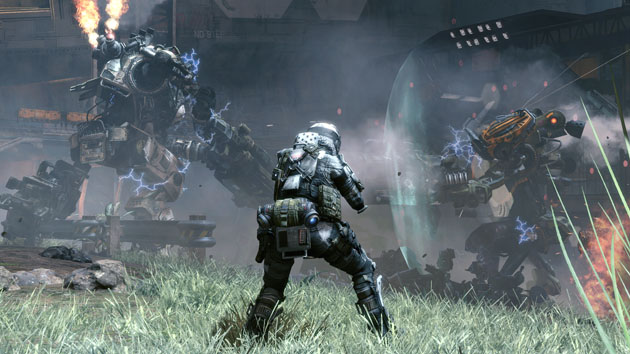 Titanfall: The Joystiq Review