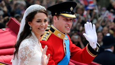 Princess Catherine and Prince William