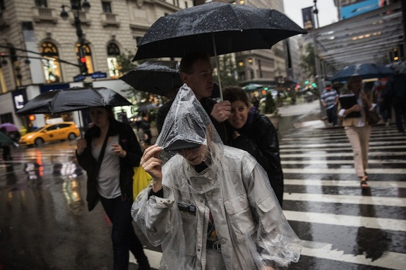 <<enter caption here>> on October 7, 2013 in New York City.