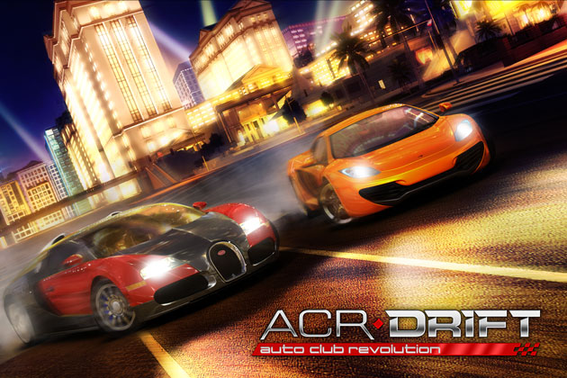 ACR Drift Tips and Cheats