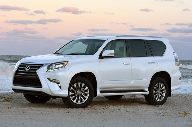 Lexus GX Prices Reviews and New Model Information  Autoblog